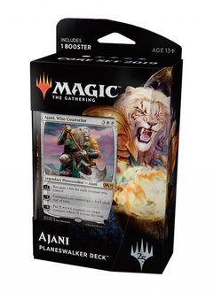 Core Set 2019 - Ajani Planeswalker Deck