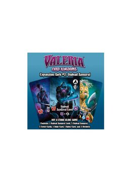 Valeria Undead Samurai Expansion