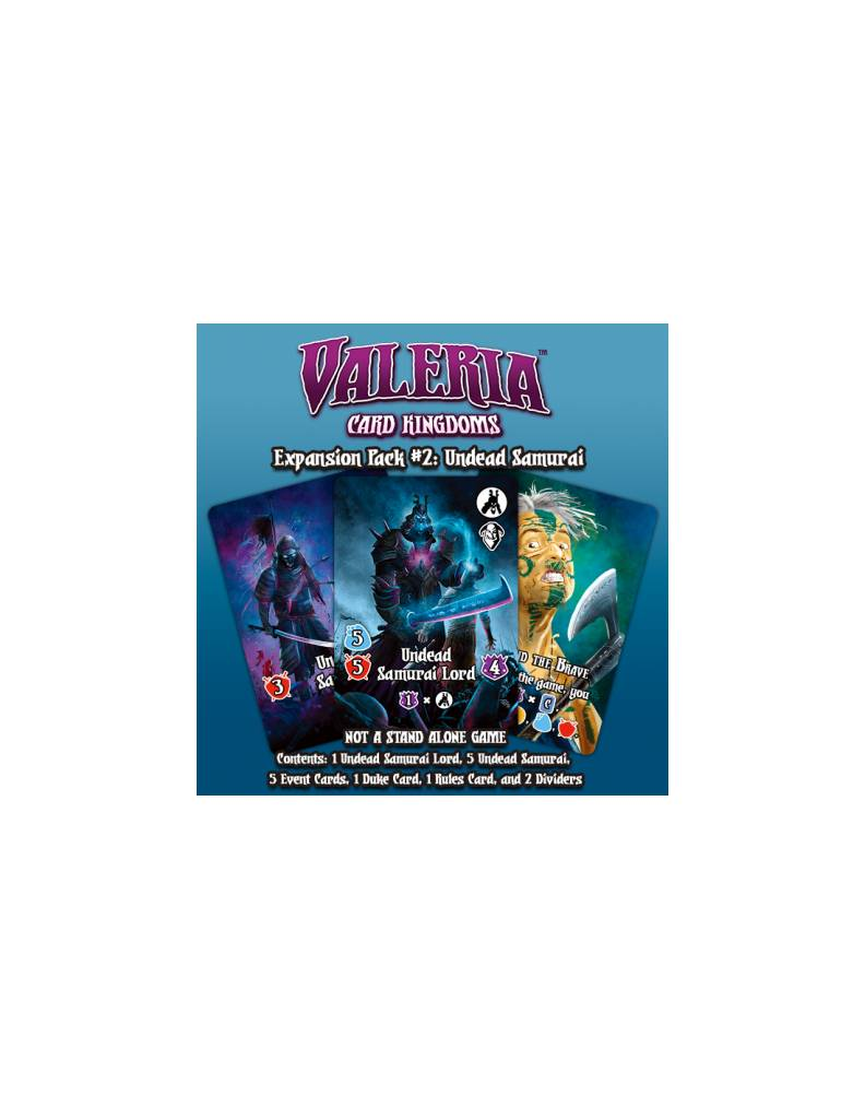 Valeria Undead Samurai Expansion