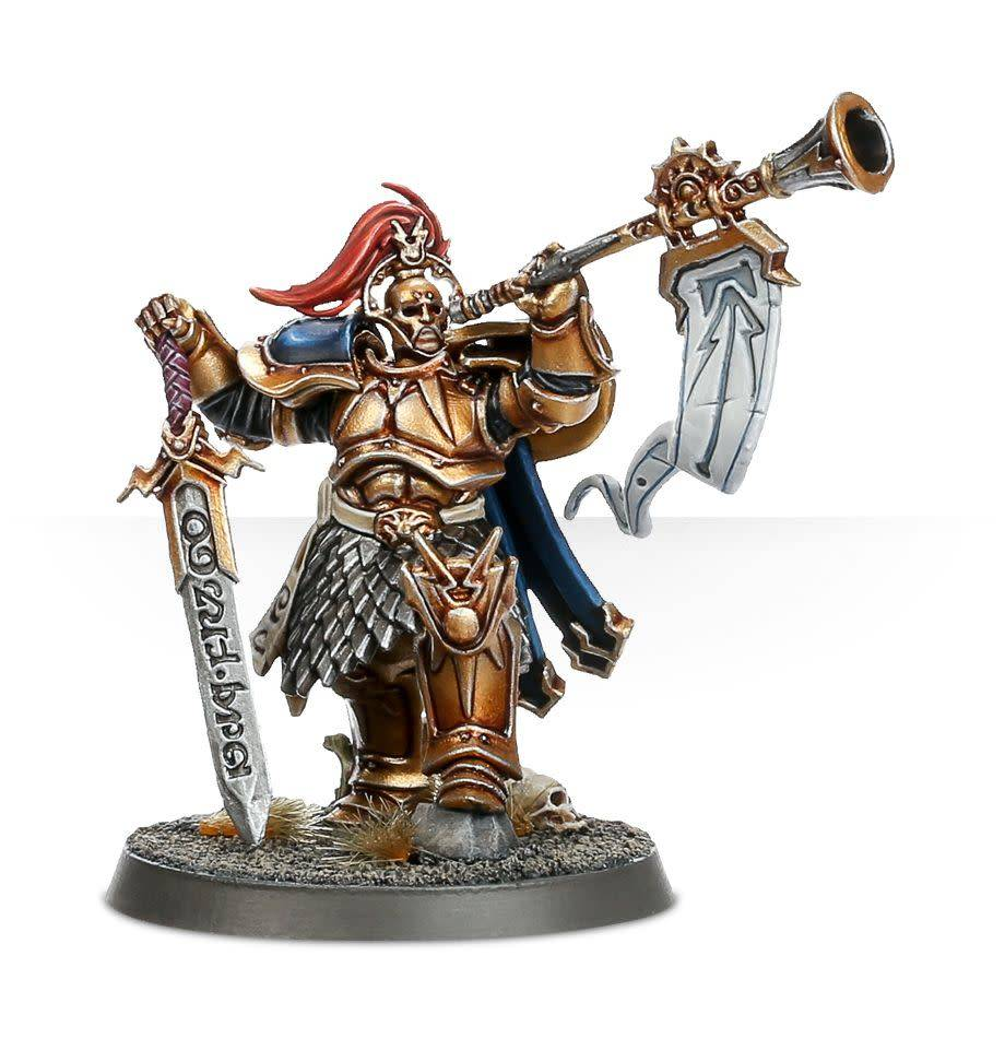 Stormcast Eternals Knight-Heraldor (Web Exclusive)