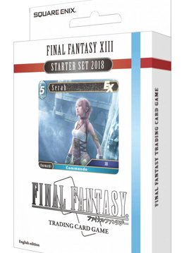 Final Fantasy TCG Opus 5 XIII Starter Deck