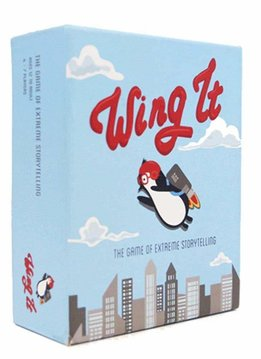 Wing It - The Game of Extreme Storytelling