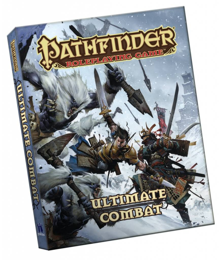Pathfinder RPG Ultimate Combat Pocket Edition
