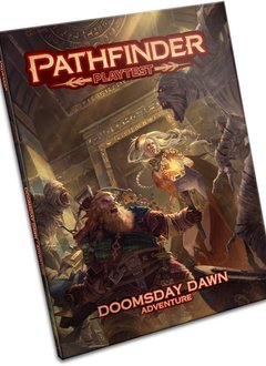 Pathfinder 2E Playtest Adventure - Doomsday Dawn