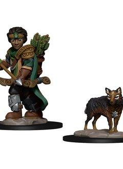 Boy Ranger and Wolf Wardlings