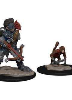 Boy Rogue and Monkey Wardlings