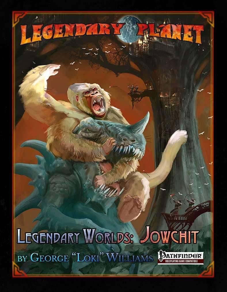 Legendary Worlds - Jowchit Starfinder