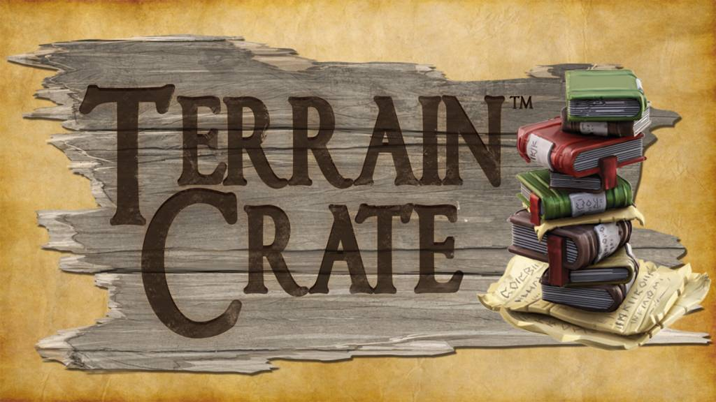 Terrain Crate - Dungeon Doors (Small)