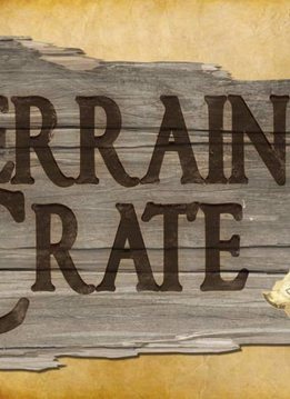 Terrain Crate - Wizard's Study