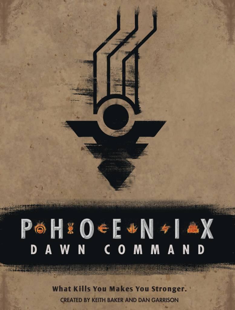 Phoenix Dawn Command Rpg Starter