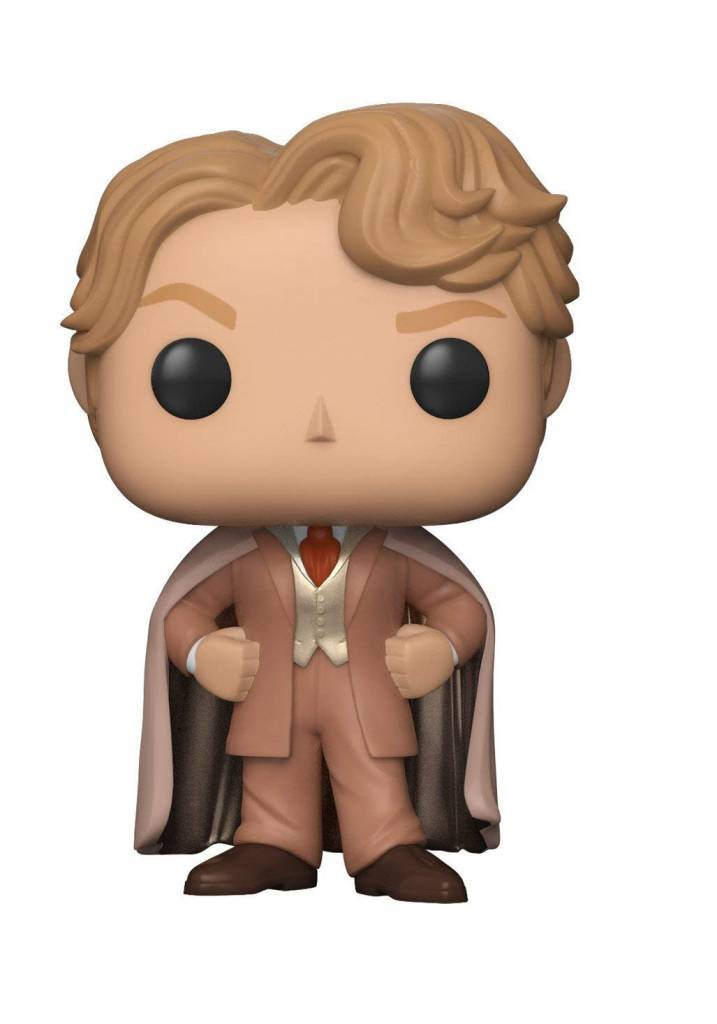 POP! Harry Potter: Gilderoy Lockheart