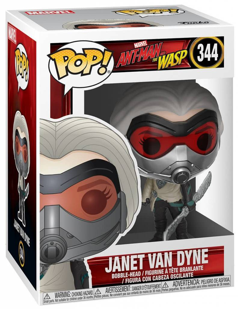POP! Ant-Man & The Wasp: Janet van Dyne