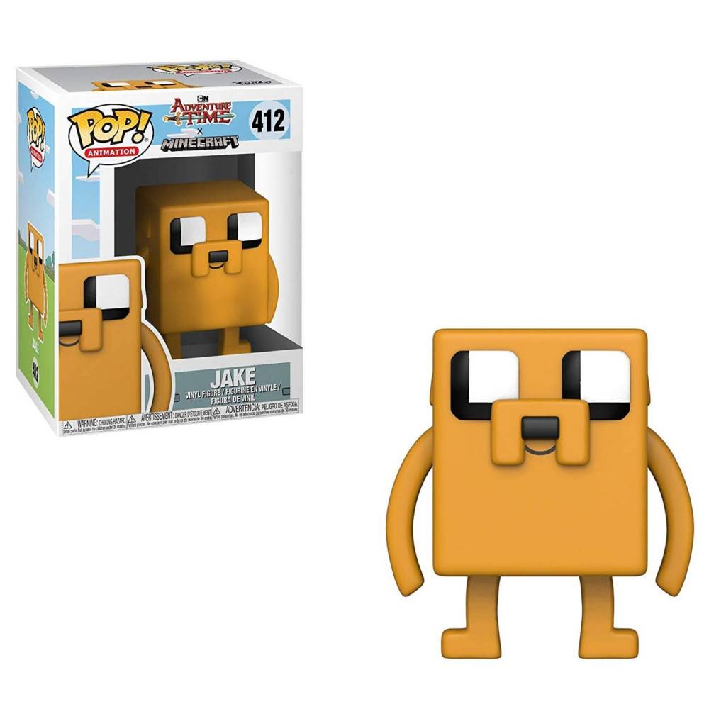 POP! Adventure Time + Minecraft: Jake