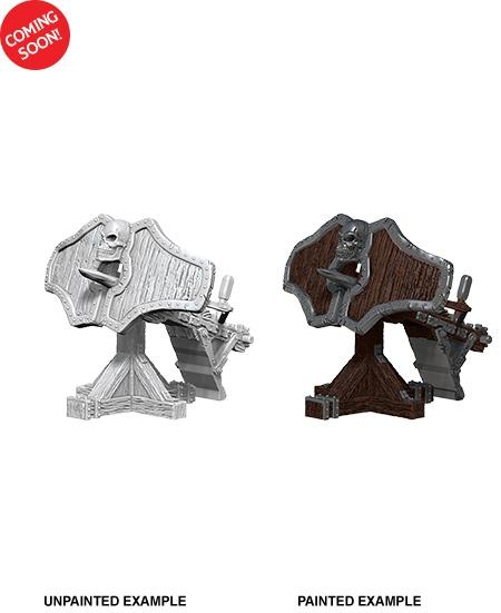 D&D Unpainted Minis: Ballista
