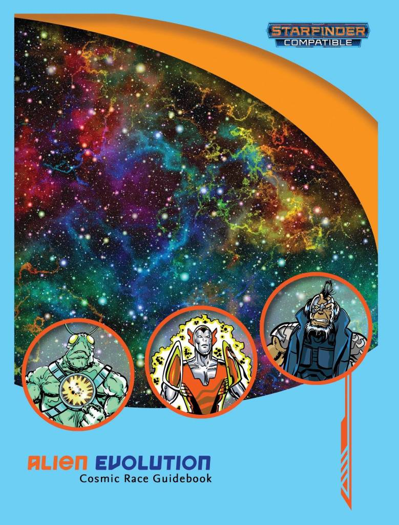 Alien Evolution - Cosmic Race Guidebook