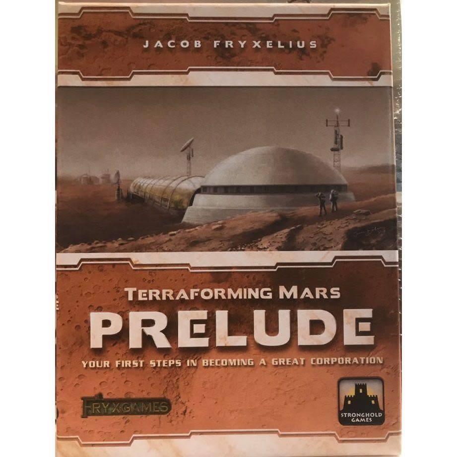 Terraforming Mars Prelude (EN)