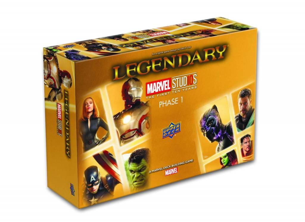 Marvel Studios Legendary 10th Anniversary