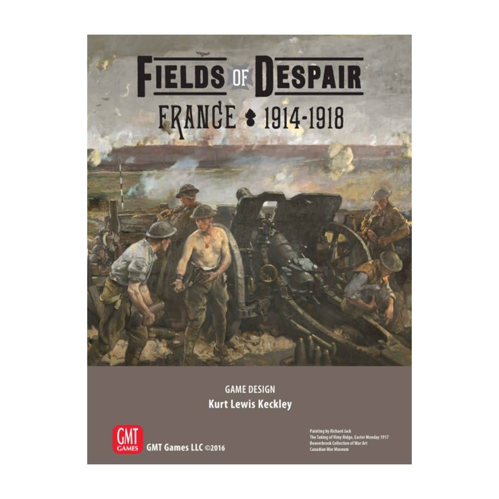 Fields of Despair: France, 1914-1918