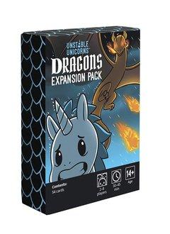 Unstable Unicorns: Dragons Exp.