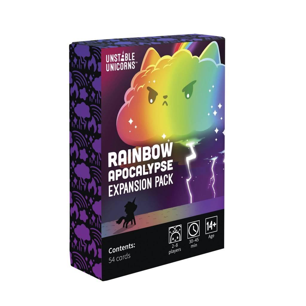 Unstable Unicorns: Rainbow Apocalypse exp.