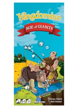 Kingdomino: Age of Giants (Multi)