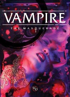 Vampire: The Masquerade 5th Ed. Core Rulebook