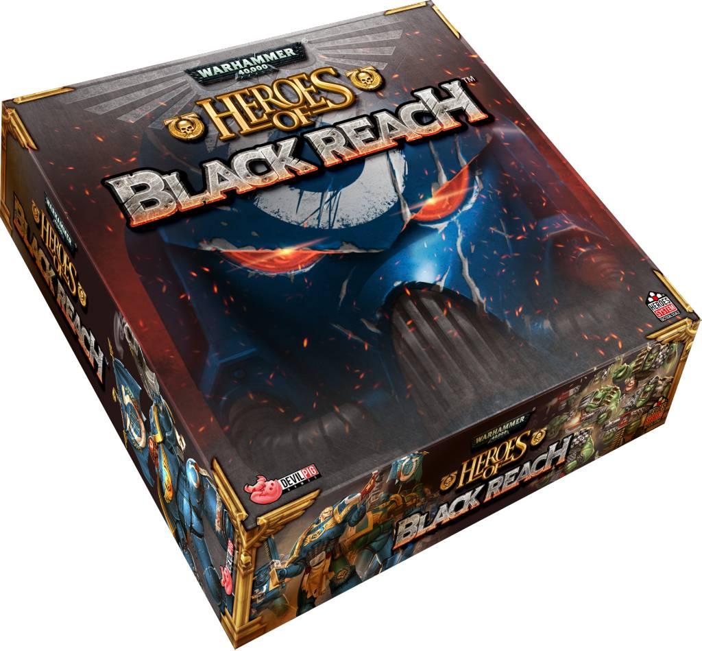 Heroes of Black Reach - FR
