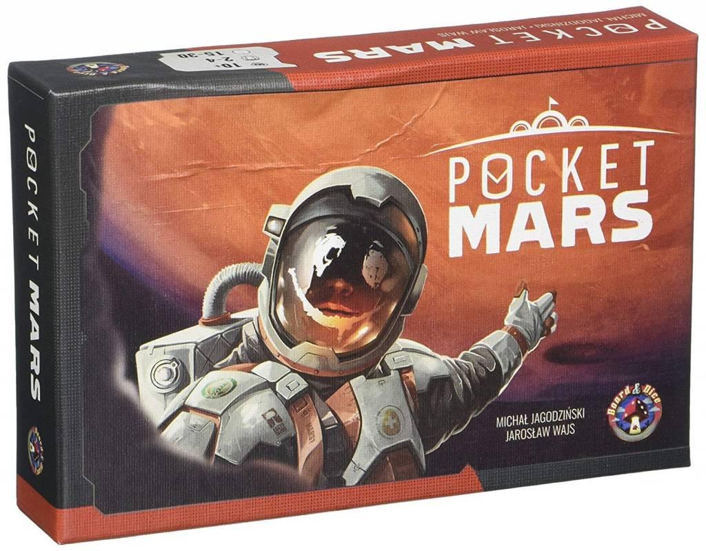 Pocket Mars 2nd Edition