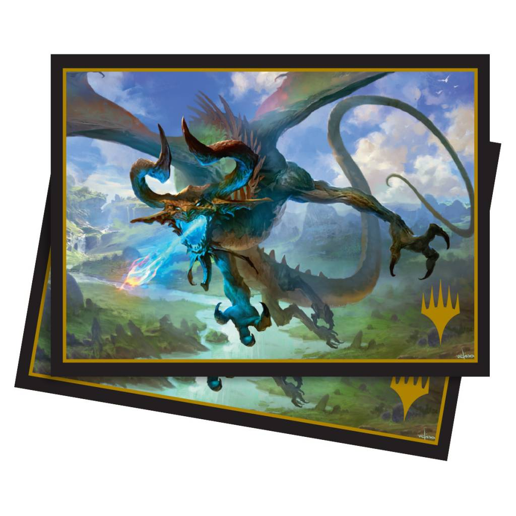 Nicol Bolas The Ravager Sleeves