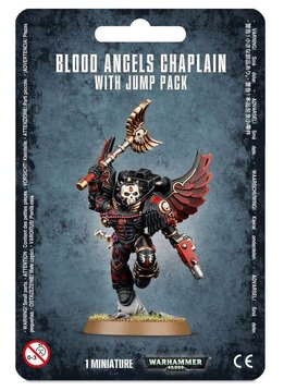Blood Angels Chaplain With Jump Pack (web excl)
