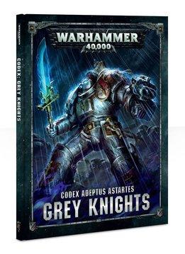 Codex Grey Knights HB FR 8th edition
