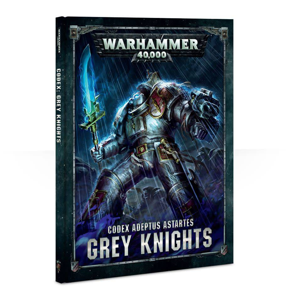 Codex Grey Knights HB FR 8th edition