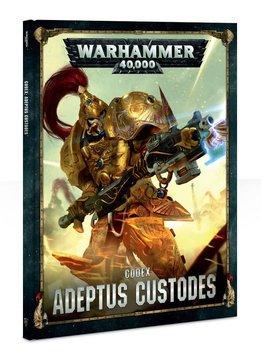 Codex: Adeptus Custodes (EN)