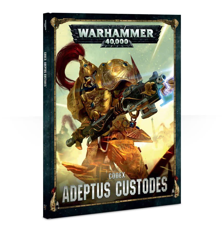 Codex: Adeptus Custodes - EN