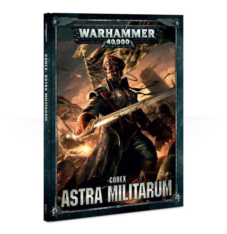 Codex: Astra Militarum (Softback) eng