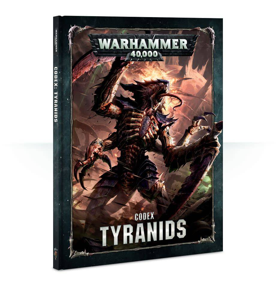 Codex: Tyranids (Softback, FRENCH)