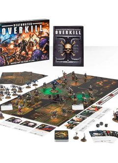 Deathwatch Overkill EN