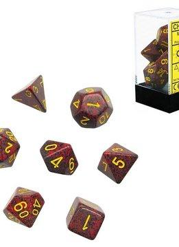 25323: mercury 7 dice set