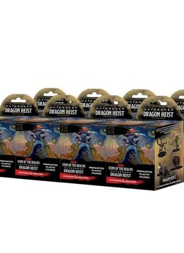 Icons of the Realm - Waterdeep Dragon Heist Booster Brick