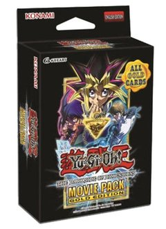 YGO Dark Side of Dimensions Movie Pack Special Edition