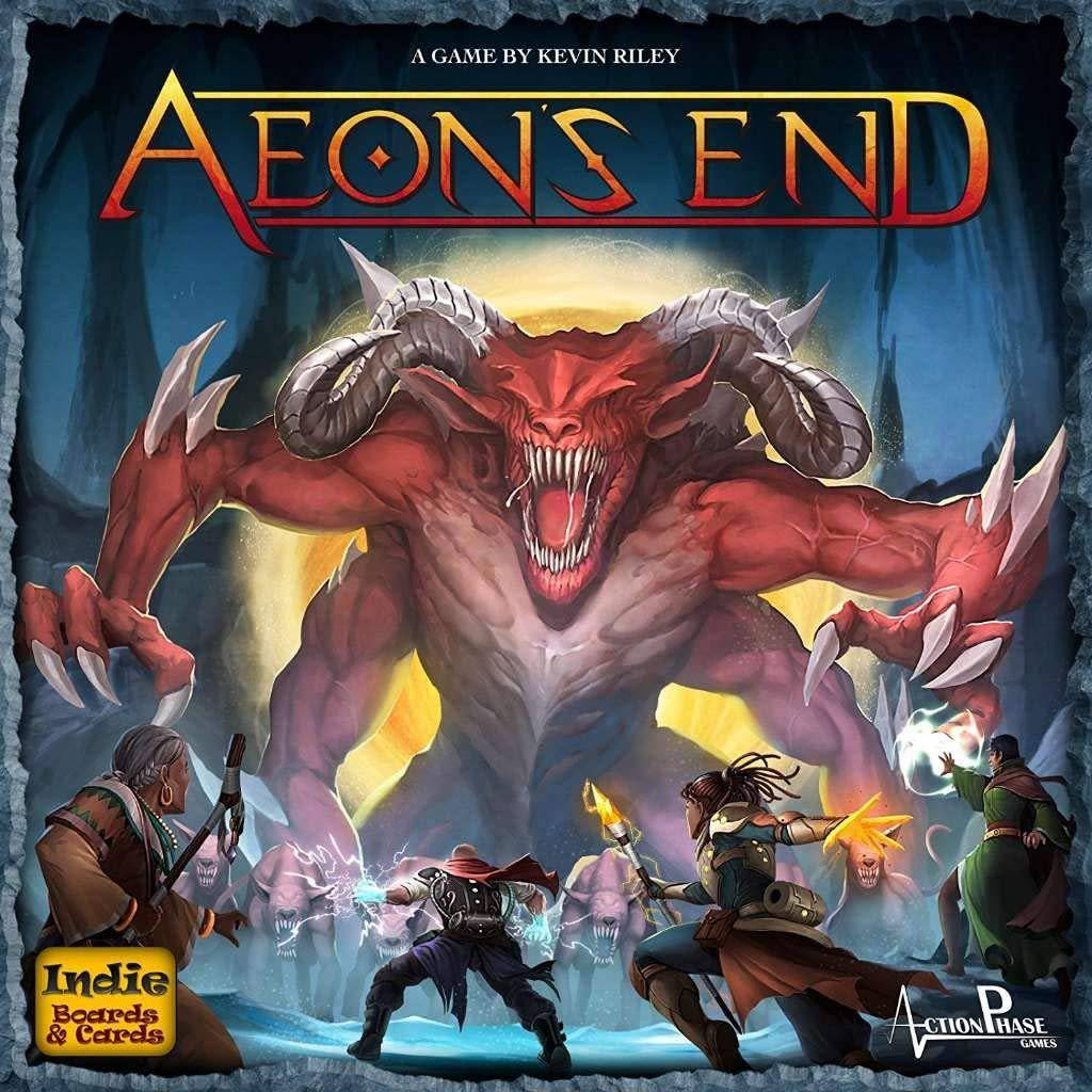 Aeon's End 2nd Ed FR