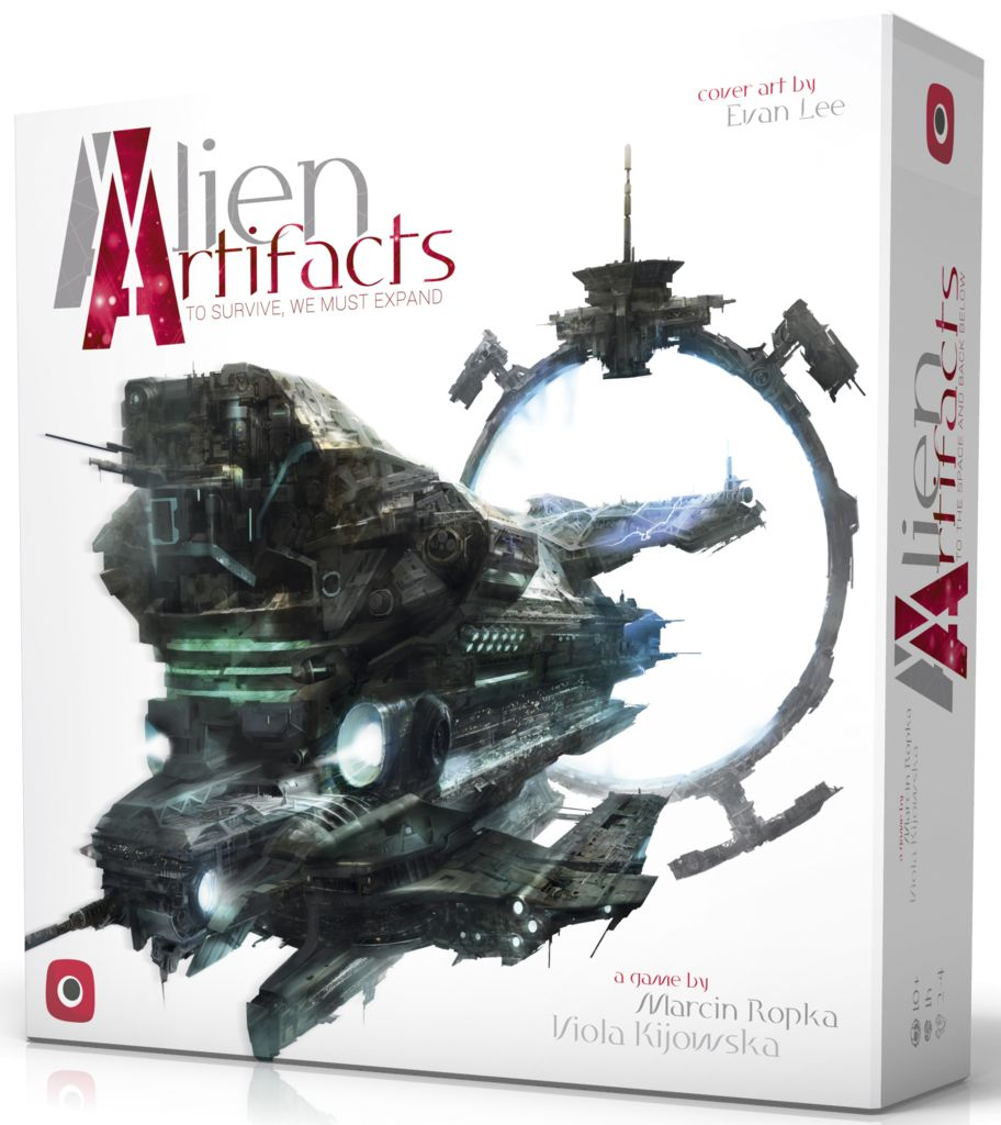 Alien Artifacts (FR)