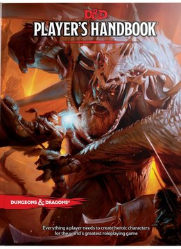 Player's Handbook - Used