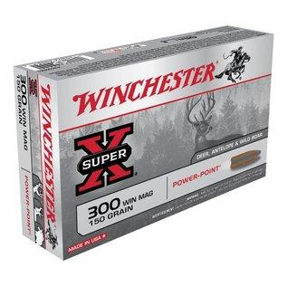 Winchester AMMO 300WM Winchester Super X 150Gr PP 150Gr (Box20)