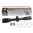 Leapers Scope - Leapers 3-9x40 Illuminated RED