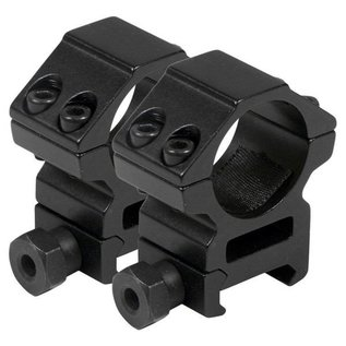 "Osprey Scope-Rings Osprey Blue 7/8"" Dovetail, 1Inch med Profile."