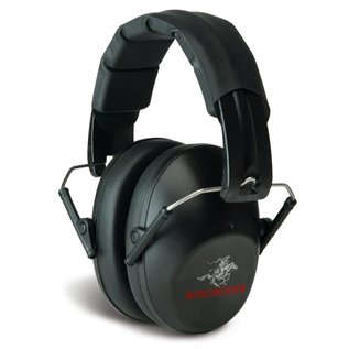 Winchester Earmuffs - Winchester Professional Low Profile Black (22db)