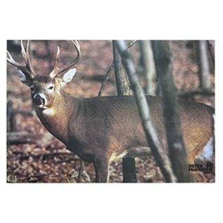 Delta TGT-Face- Delta Photo Animal Target Deer 705004 Ea