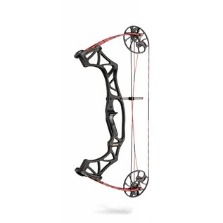 Hoyt Compound Bow Hoyt Klash RTH Package Right Hand Shred RED