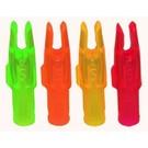EASTON TECHNICAL PRODUCTS Nock Beman S (.244 - 6.5MM) Orange Ea